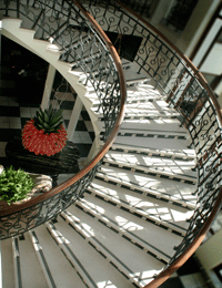 Feature Balustrading